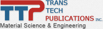 TTP Trans Tech Publication